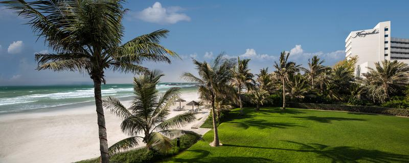 Holidays at Kempinski Hotel Ajman in Ajman, United Arab Emirates