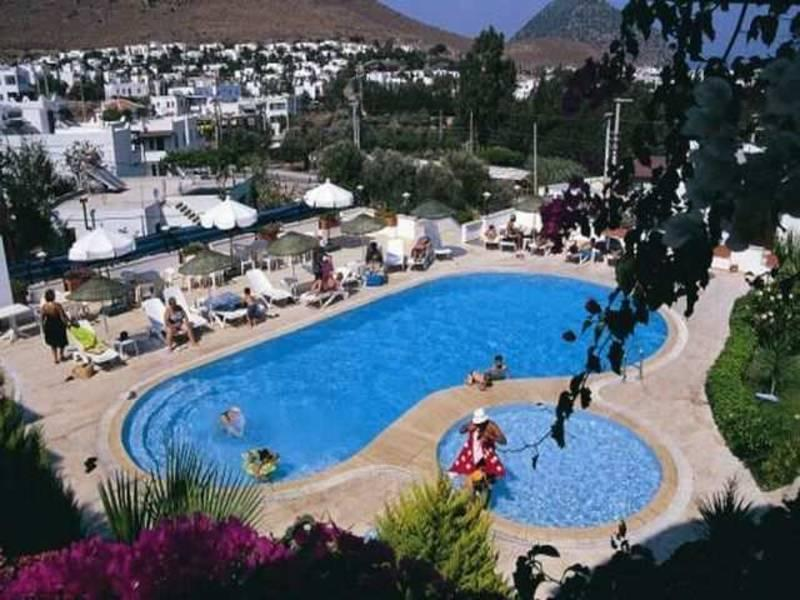 Holidays at Sunny Garden Nilufer Hotel in Akyarlar, Turgutreis