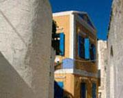 Holidays at Meridiana 3 Hotel in Symi Town, Symi
