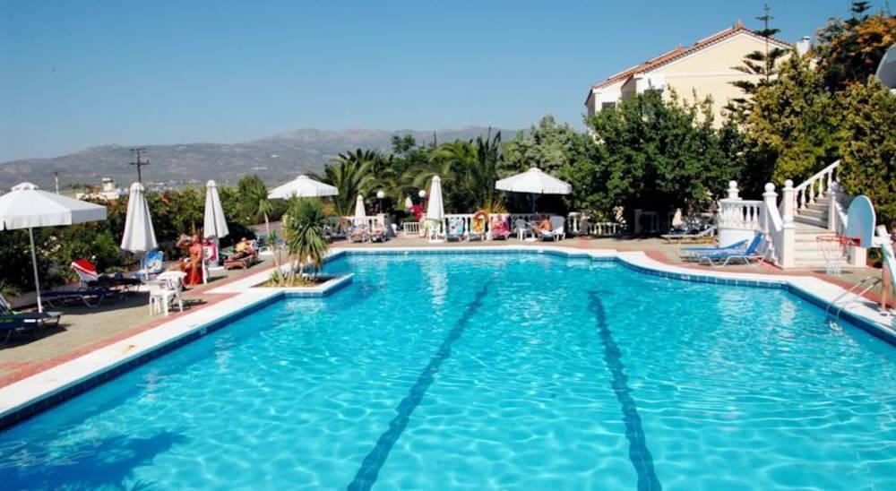Holidays at Samos Sun Hotel in Pythagorio, Samos