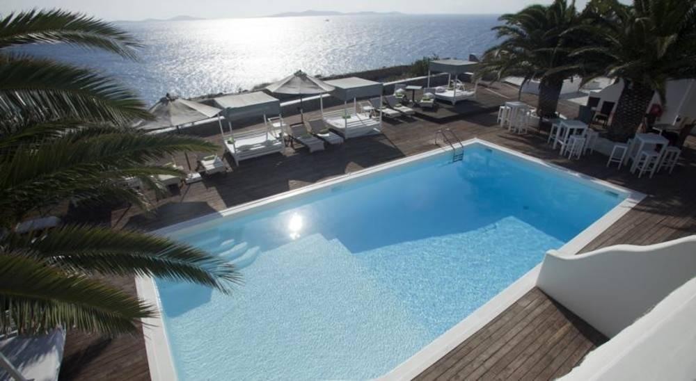 Holidays at Myconian Mare Resort Hotel in Agios Stefanos, Mykonos