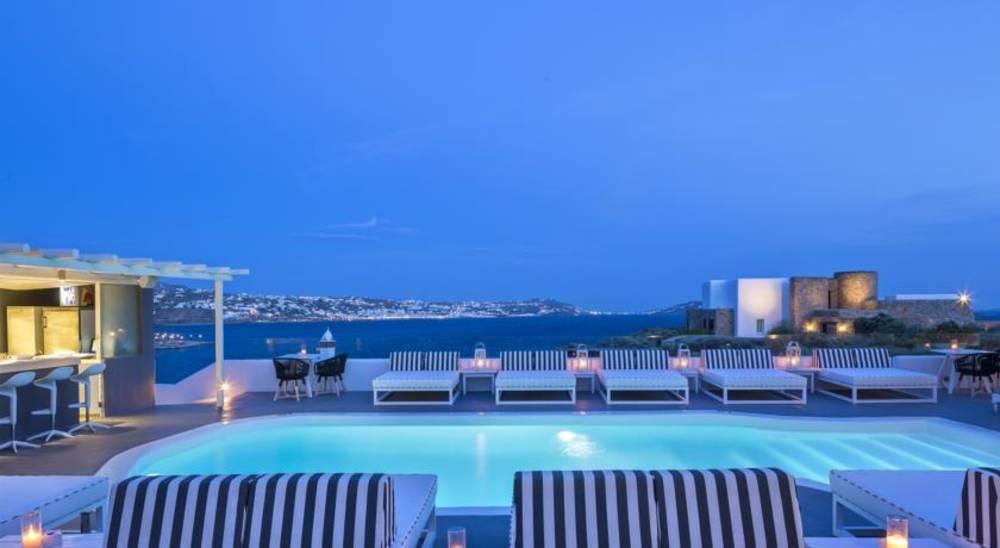 Holidays at Princess of Mykonos Hotel in Agios Stefanos, Mykonos