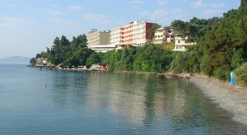 Holidays at Oasis Hotel in Perama, Corfu