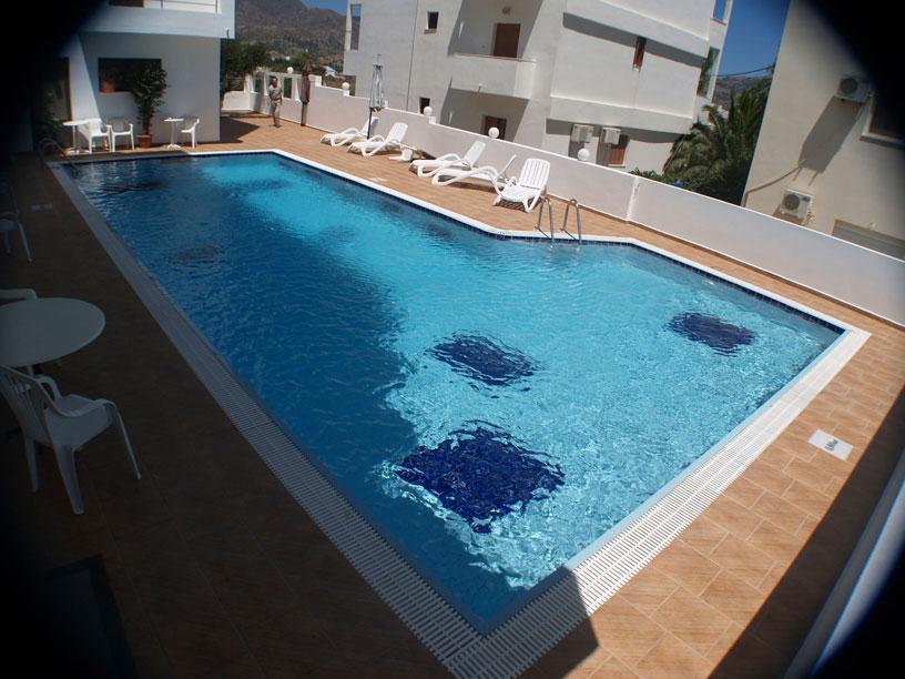 Holidays at Iolkos Hotel in Pigadia, Karpathos