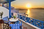 Holidays at Agnadema Apartments Hotel in Firostefani, Santorini