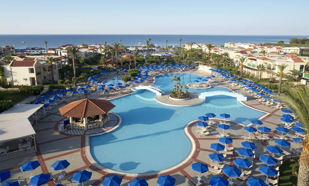 Lindos Princess Beach Hotel Lardos Rhodes Greece Book