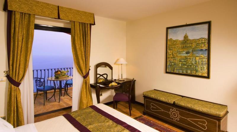 Baia Taormina Grand Palace Hotels And Spa Taormina Mare Sicily