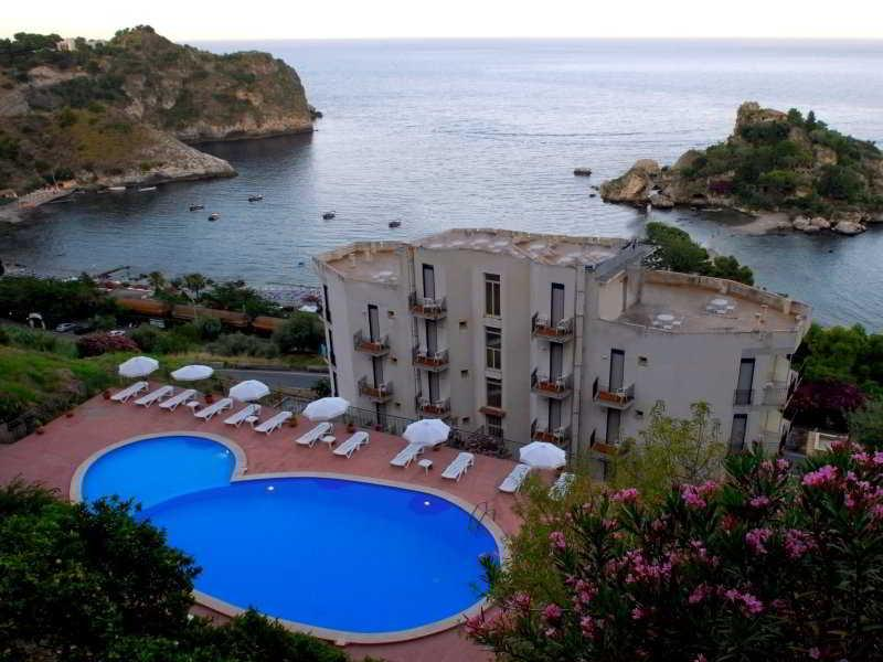 Holidays at Isola Bella Hotel in Taormina Mare, Sicily