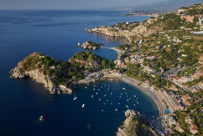 Holidays at Belmond Villa Sant Andrea Hotel in Taormina Mare, Sicily