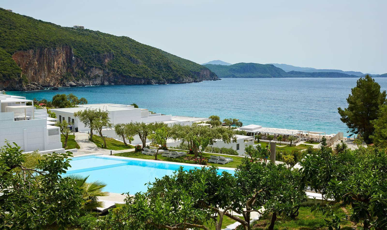 Holidays at Lichnos Beach Hotel and Suites in Parga Town, Parga