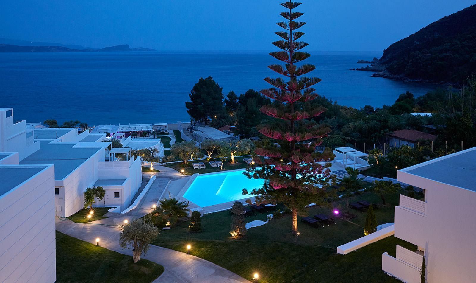 Lichnos Beach Hotel Booking
