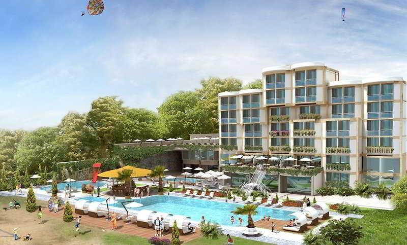 Holidays at Morska Zvezda Hotel in Sunny Beach, Bulgaria