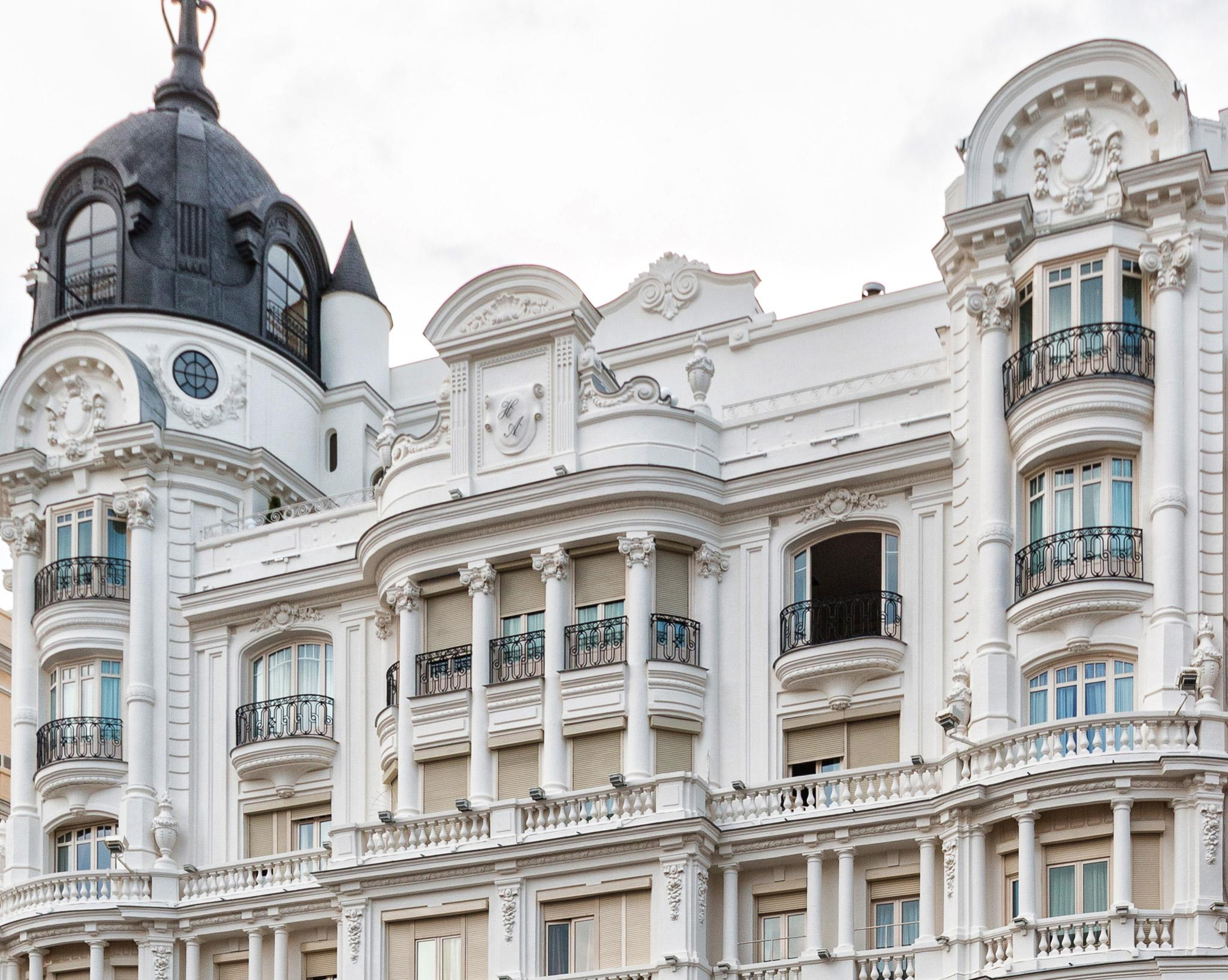 Holidays at Atlantico Hotel in Madrid, Spain