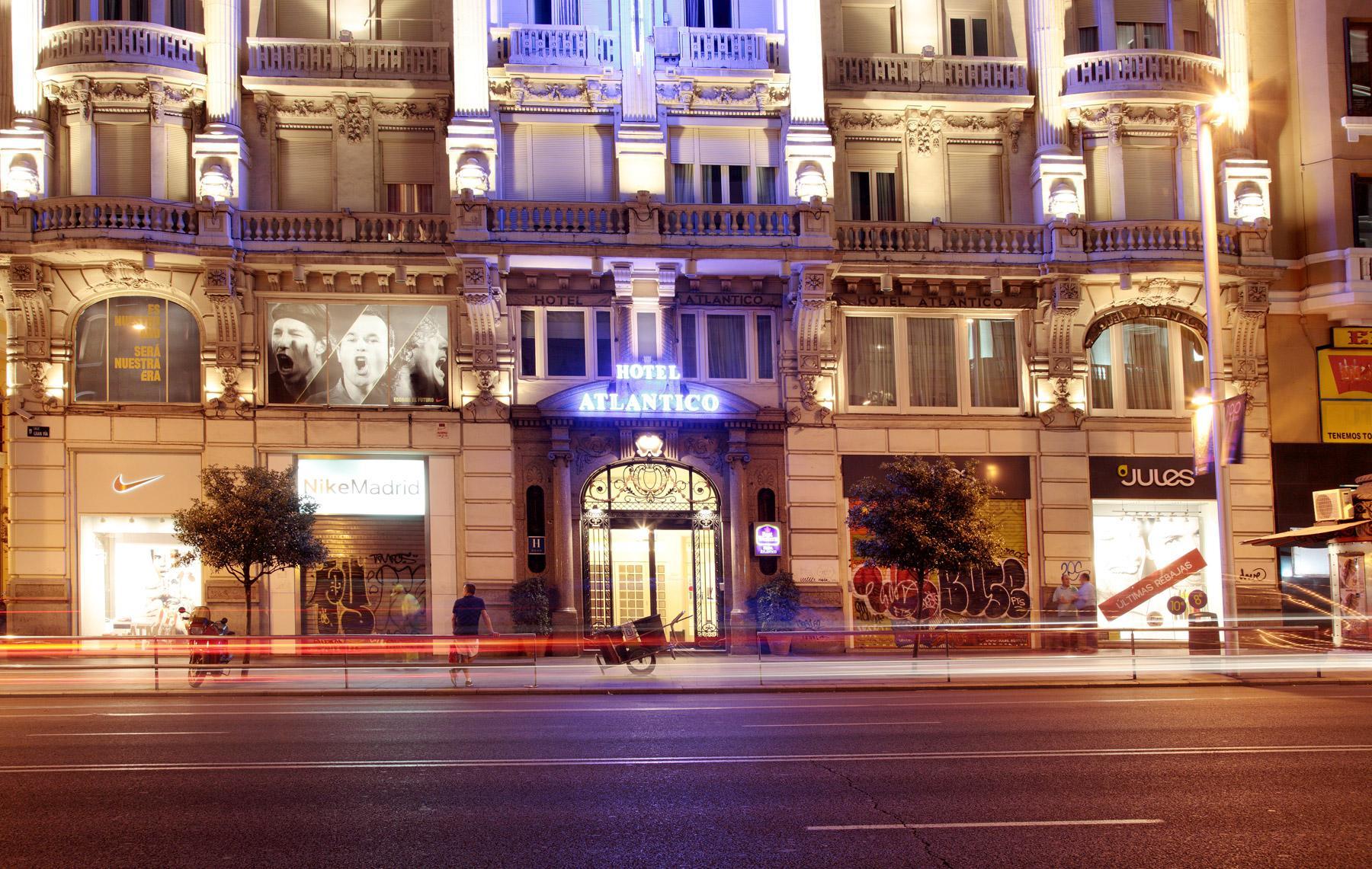 Atlantico Hotel Madrid Spain Book Atlantico Hotel Online
