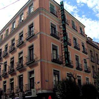 Holidays at Nuria Hotel in Madrid, Spain
