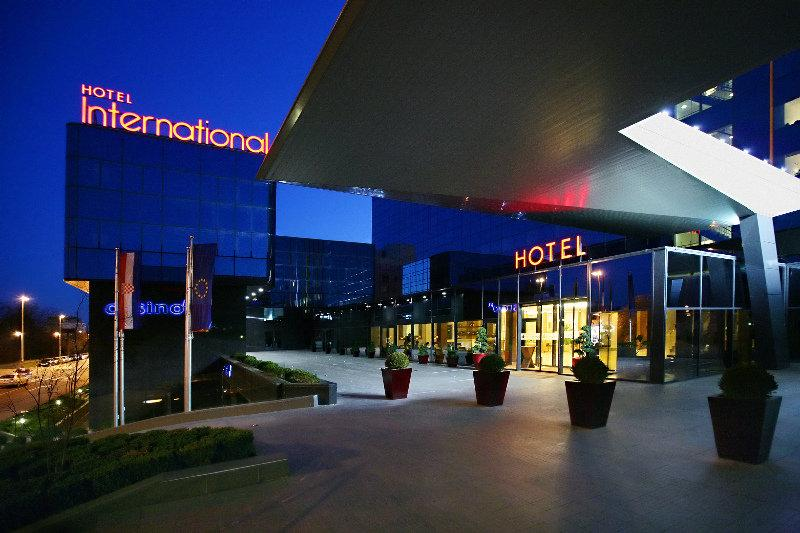 Holidays at International Hotel in Zagreb, Croatia