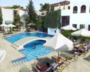 Holidays at Esperides Hotel in Thassos Town, Thassos Island