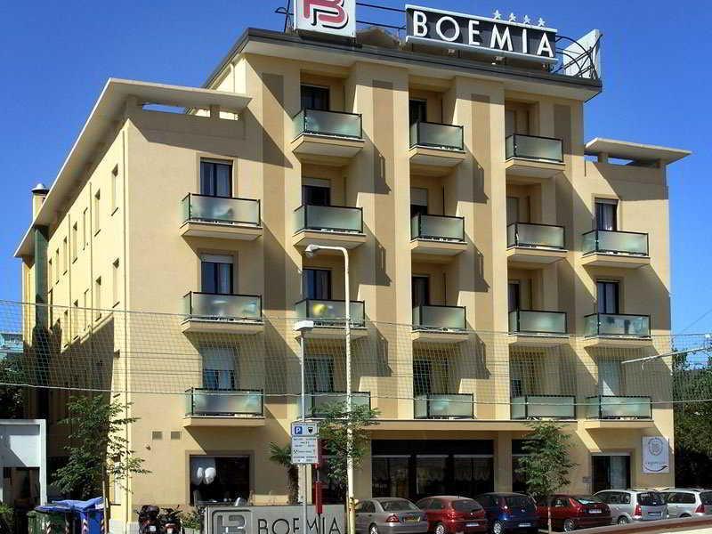 Holidays at Boemia Hotel in Riccione, Italy
