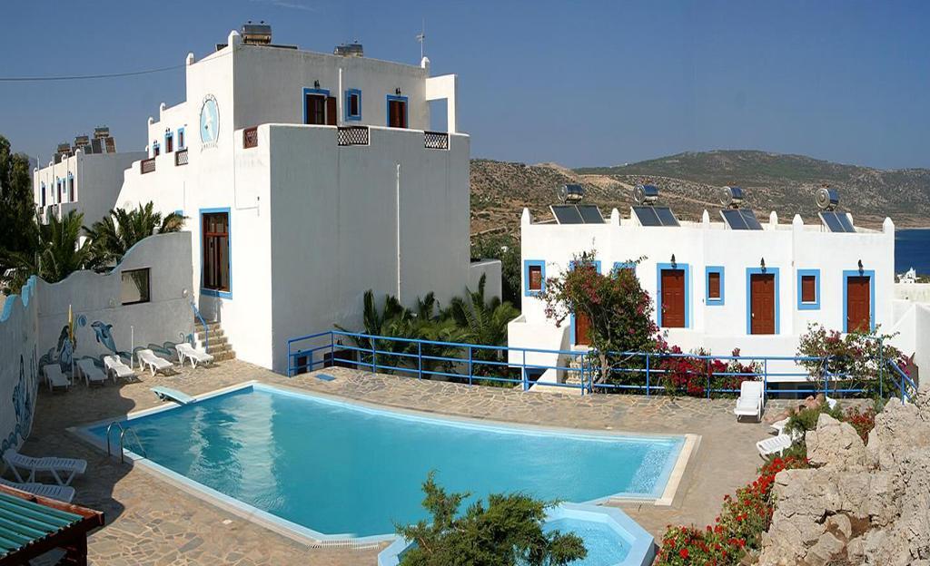 Holidays at Albatros Hotel in Amoopi, Karpathos