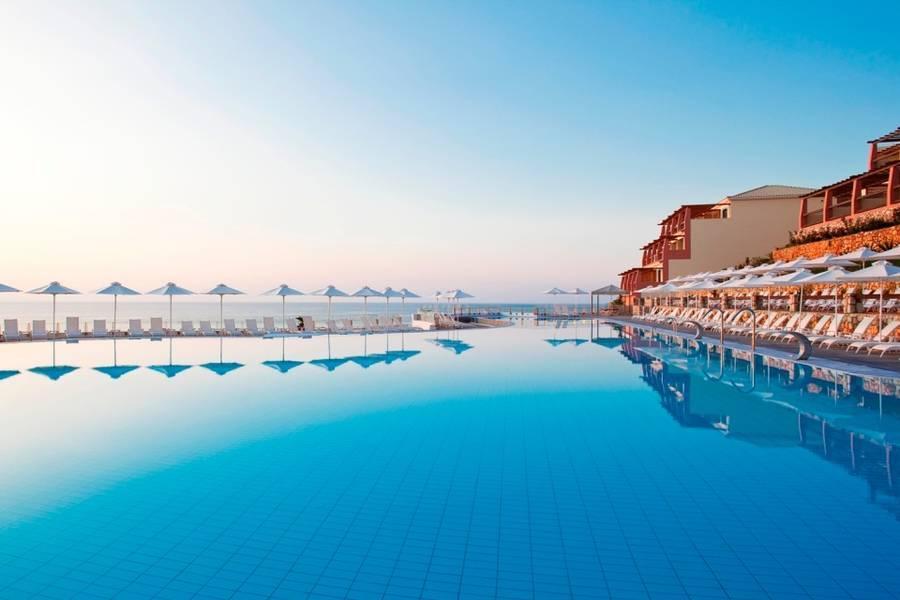 Holidays at Apostolata Resort & Spa Hotel in Skala, Kefalonia