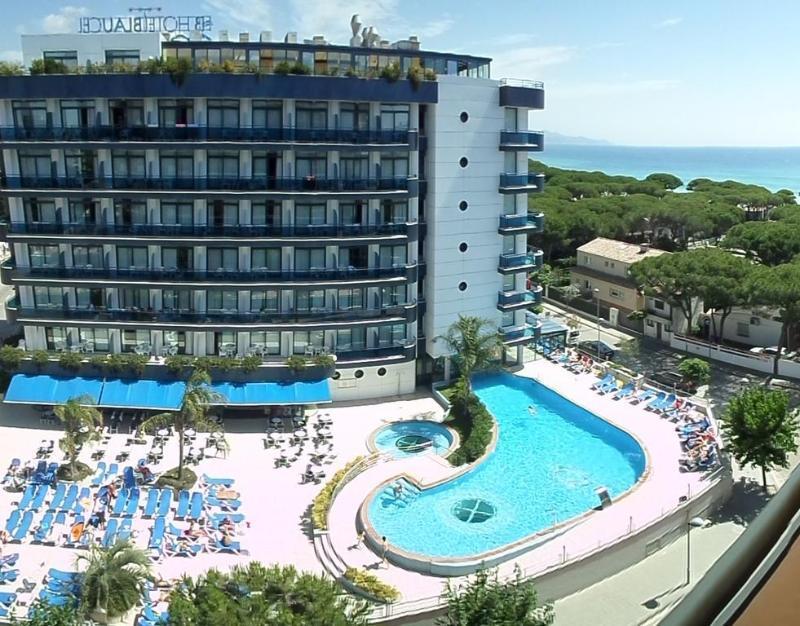Blaucel Hotel, Blanes, Costa Brava, Spain. Book Blaucel ...