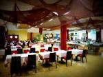 Restaurant Seating in Blaucel Hotel
