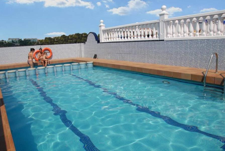 Holidays at Pi-mar Hotel in Blanes, Costa Brava