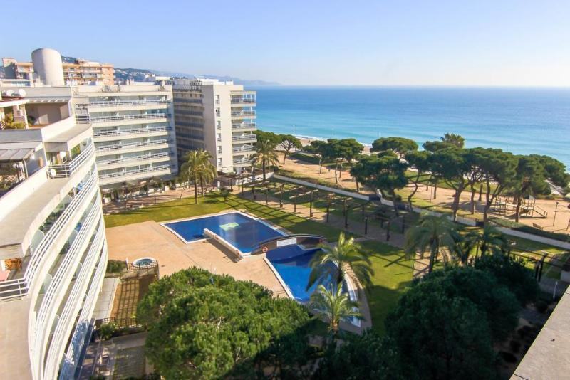 Holidays at S'Abanell Central Park Aparthotel in Blanes, Costa Brava