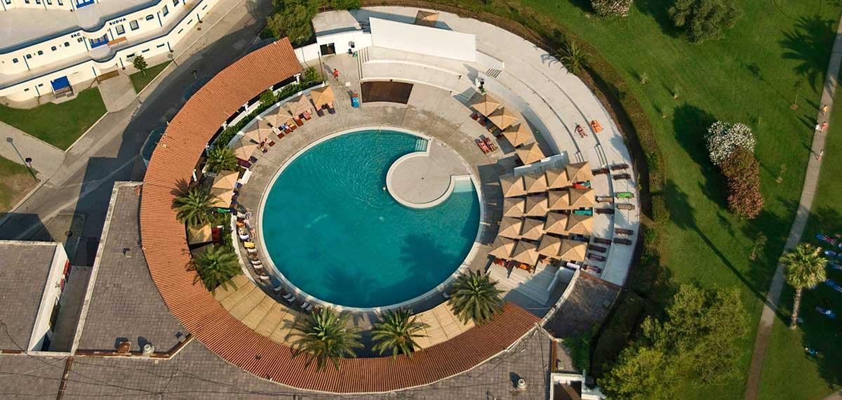 Holidays at Slovenska Plaza Hotel in Budva, Montenegro