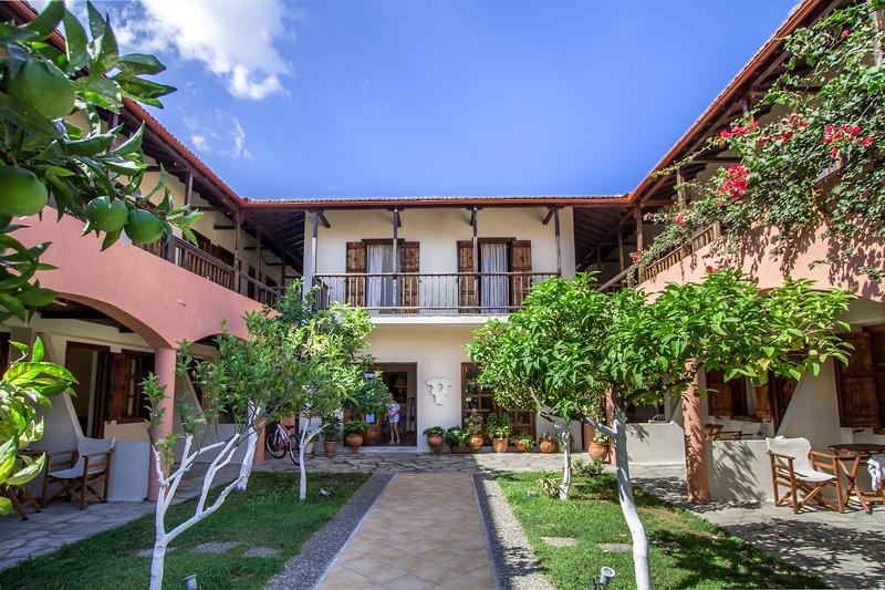 Holidays at Rigas Hotel in Skopelos Town, Skopelos