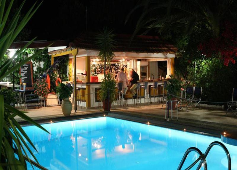Holidays at Lydias Beach Hotel in Nikiana, Lefkas