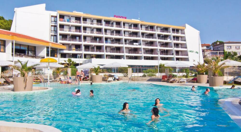 Holidays at Padova Hotel in Rab Island, Croatia