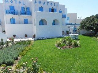 Holidays at Anatoli Hotel in Naxos Town, Naxos Island