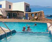 Holidays at Paradisia Village Hotel in Naxos Town, Naxos Island