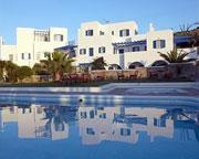 Holidays at Fragoulis Village Hotel in Parasporos, Paros