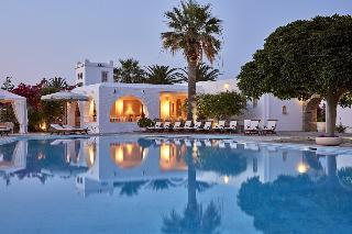 Holidays at Yria Hotel Resort in Parasporos, Paros