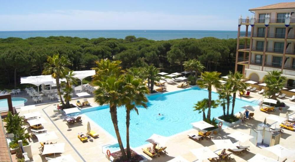 Holidays at Isla Cristina Palace Hotel in Huelva, Costa de la Luz