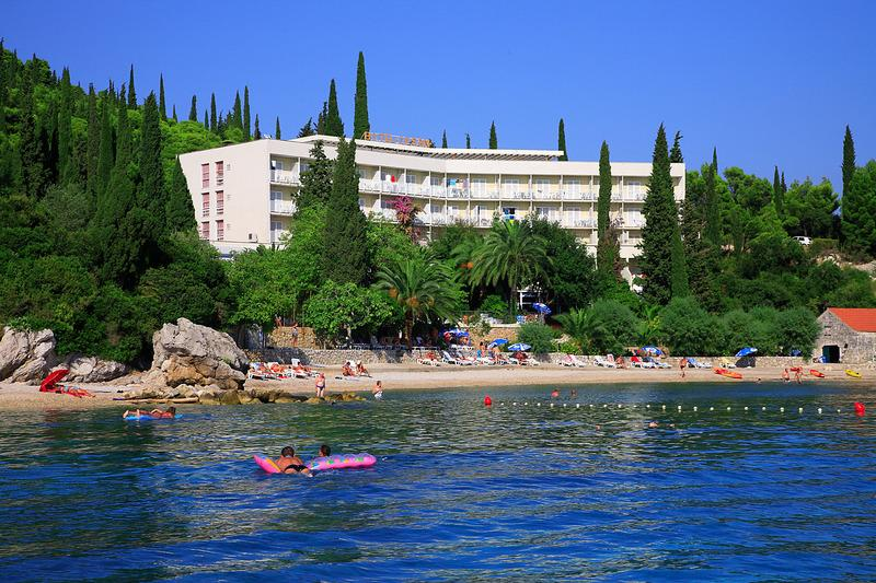 Holidays at Orsan Hotel in Orebic, Croatia