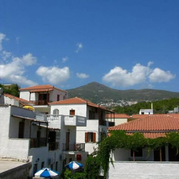 Holidays at Oceanis Studios in Marathokambos, Samos