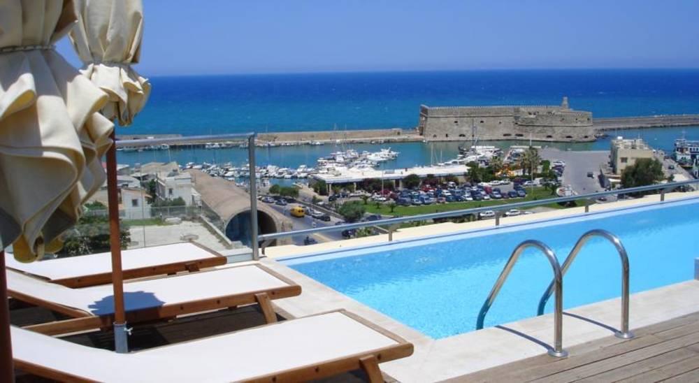 Holidays at GDM Megaron Hotel in Heraklion, Crete