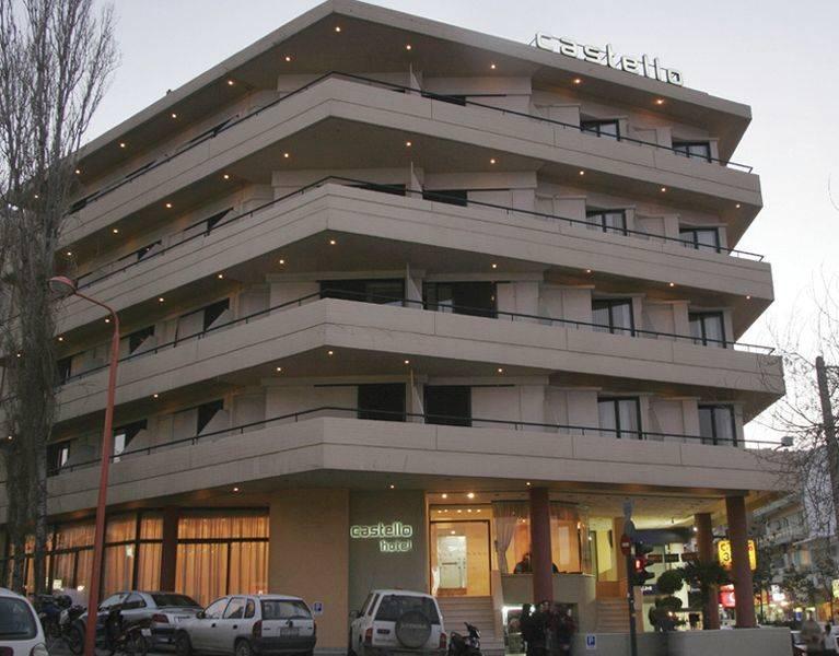 Holidays at Castello Hotel in Heraklion, Crete