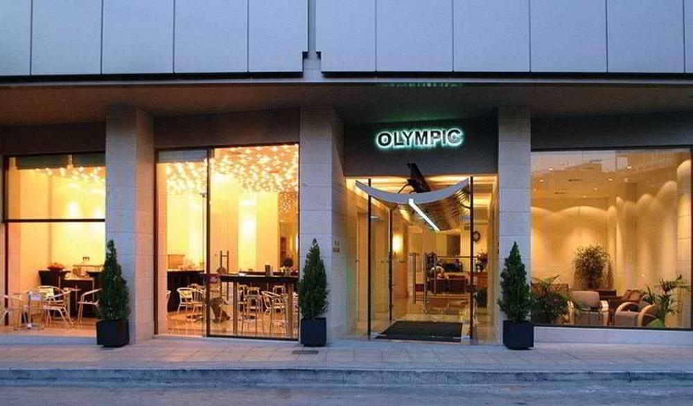 Holidays at Olympic Hotel in Heraklion, Crete