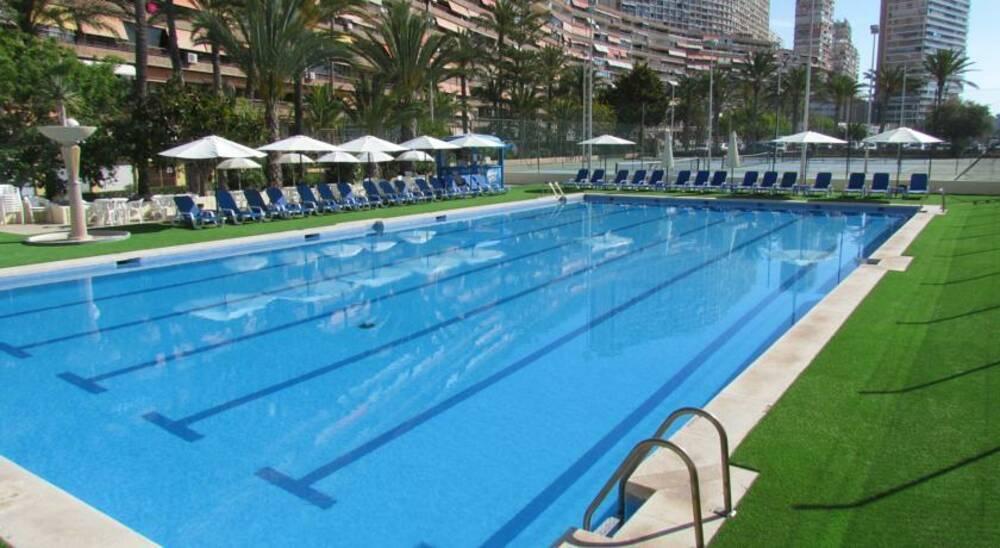 Holidays at Albahia Hotel in Playa San Juan, Alicante