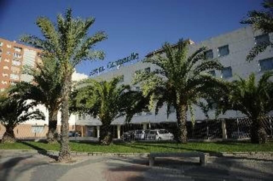 Holidays at Campanile Alicante Hotel in Alicante, Costa Blanca