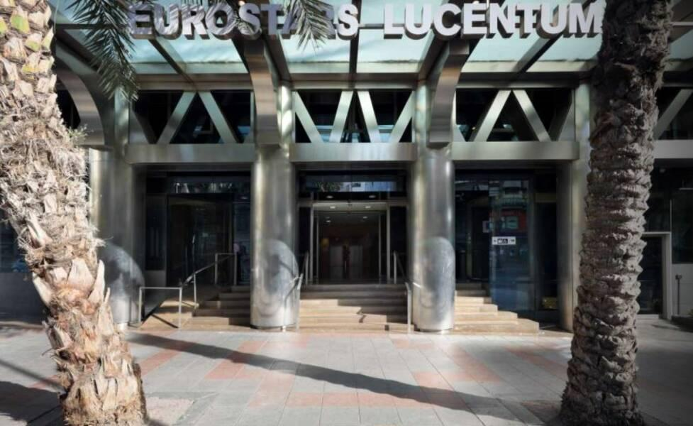 Holidays at Eurostars Lucentum Hotel in Alicante, Costa Blanca