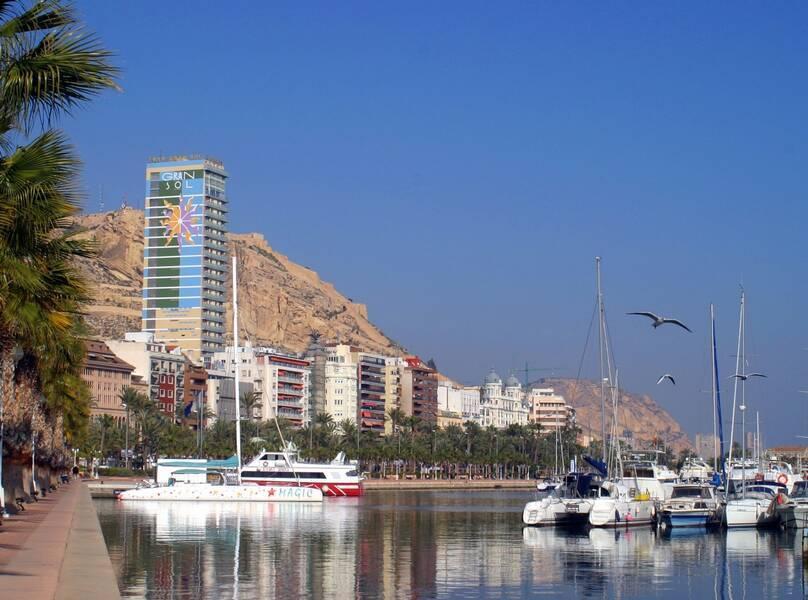 Holidays at Tryp Gran Sol Hotel in Alicante, Costa Blanca
