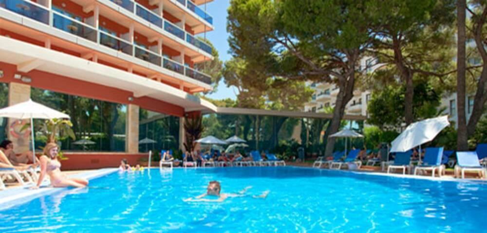 Holidays at Obelisco Hotel in Playa de Palma, Majorca