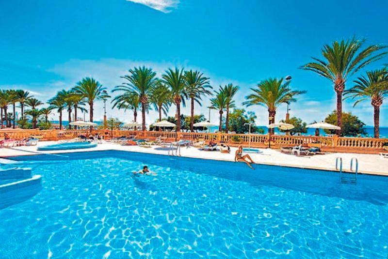 Holidays at Allsun Pil Lari Playa in Playa de Palma, Majorca