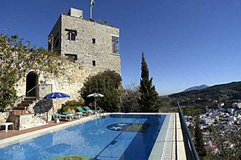 Holidays at Castillo de Monda Hotel in Monda, Mijas