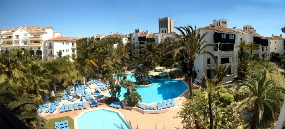 Holidays at Jardines de Las Golondrinas in Marbella, Costa del Sol